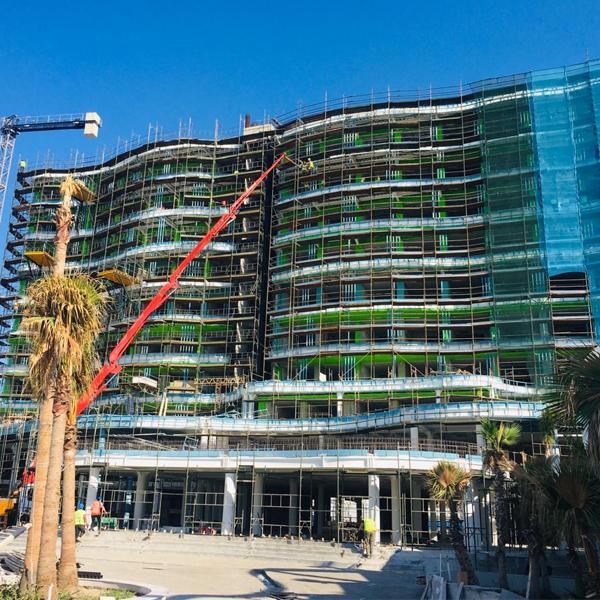 Cyprus construction company